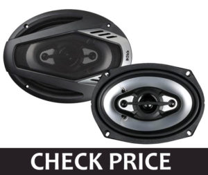 BOSS Audio Systems NX694 Car Speakers
