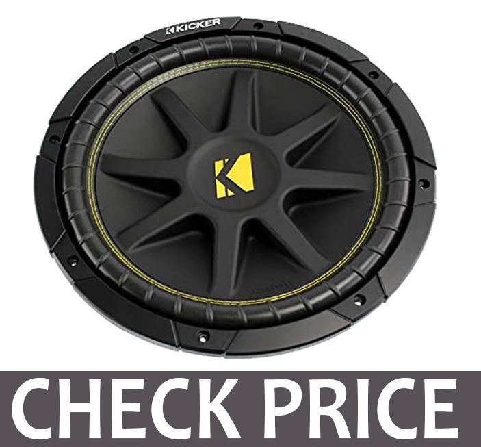 Kicker 12 Inch 300W Power Car Audio Subwoofers