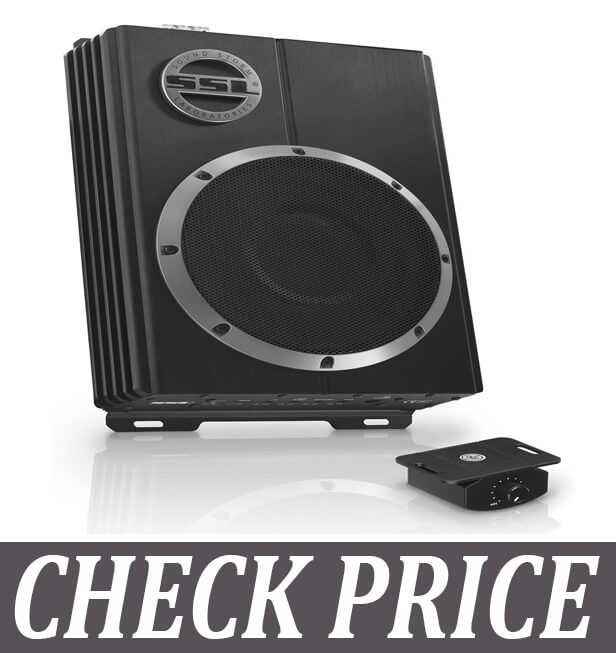 Sound Storm Laboratories LOPRO10 Amplified Car Subwoofer