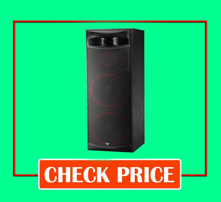Cerwin-Vega XLS-215 3-Way Home Audio Floor Speaker