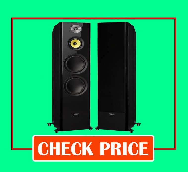 Fluance Signature Series Hi-Fi Three-Way Floorstanding Tower Speakers