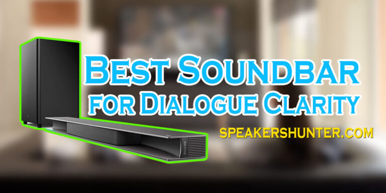 Best Soundbars for Dialogue Clarity