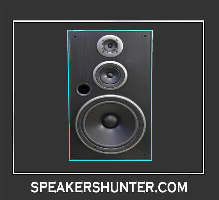 3 way speakers