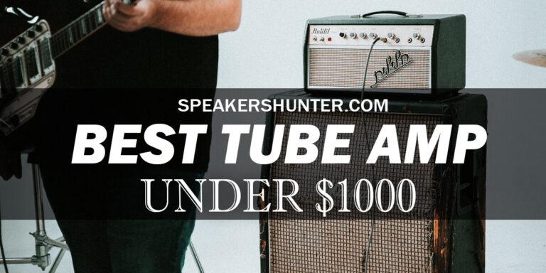 Best Tube Amps Under 1000