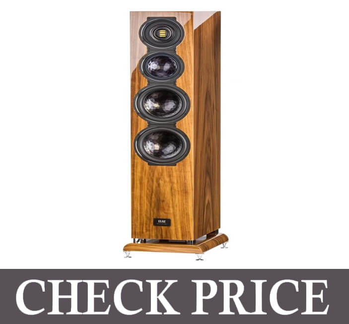 ELAC FS509VX Floor Standing Home Speaker