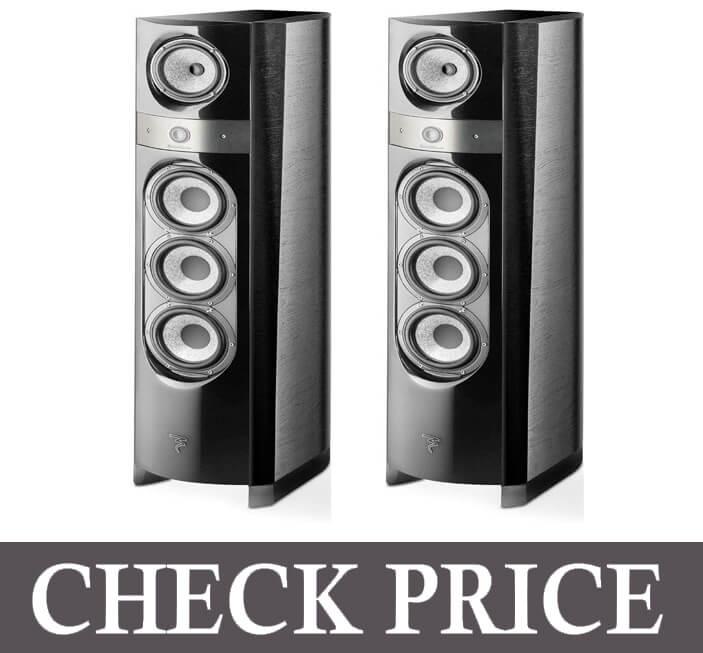 Focal Electra 1038 BE Floorstanding Speakers