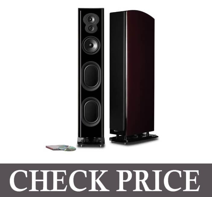 Polk Audio LSiM 705 Superior Floorstanding Tower Speaker