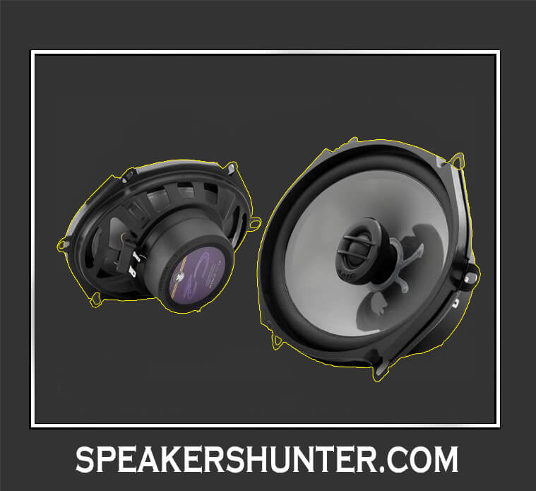 5x7 inch car speakers