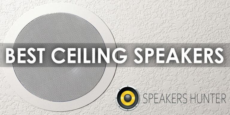 Best Ceiling Speaker
