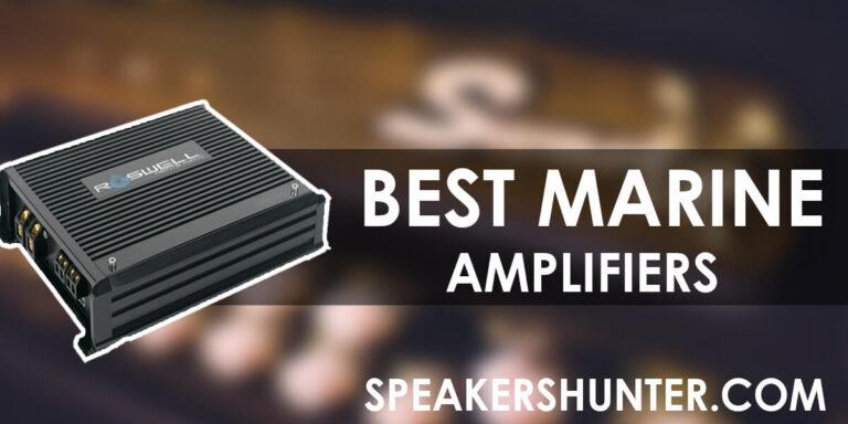 Best Marine Amplifier
