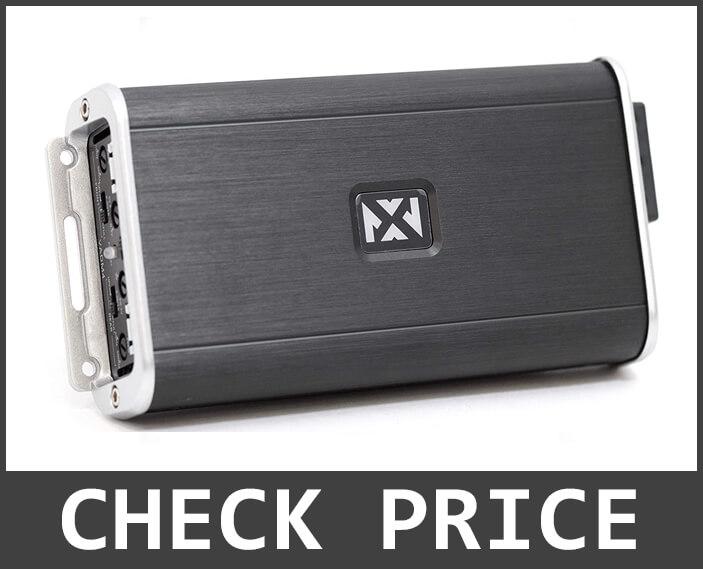 NVX VADM4 400W RMS Full Range Class D 4-Channel Micro Amplifier