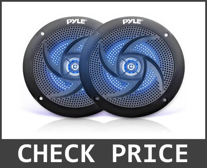 Pyle Marine Speakers