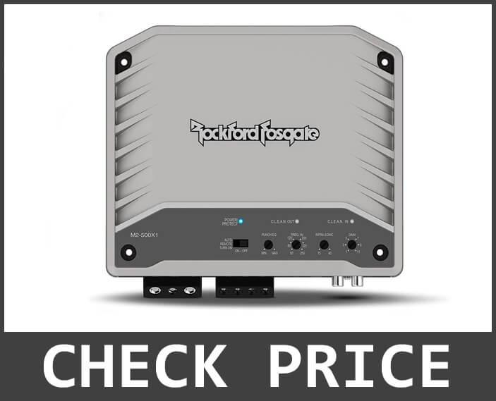 Rockford Fosgate M2-500X1 Marine Amplifier