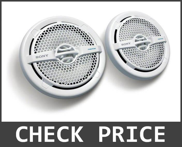 Sony XSMP1611 Marine Speakers