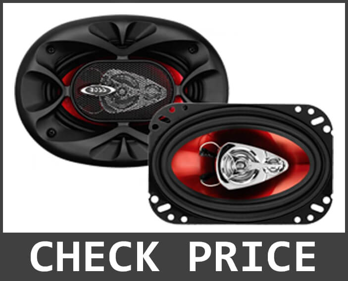 BOSS Audio Systems CH4630 Car Speakers