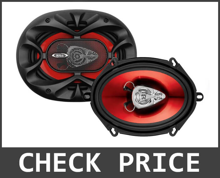 BOSS Audio Systems CH5730 Car Speakers