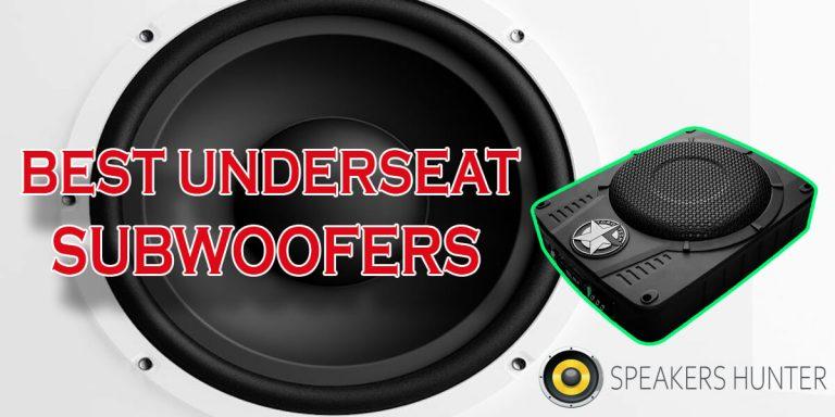 Best Underseat Subwoofers