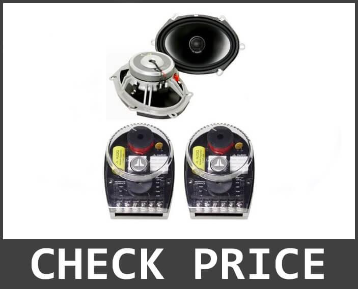 C5-570X – JL Audio 5×7 Speakers
