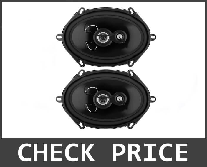 Planet Audio TRQ 573 5x7 Inch Car Speakers