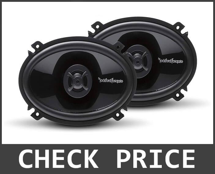 Rockford Fosgate P1462 Punch 4×6 Full Range Speaker