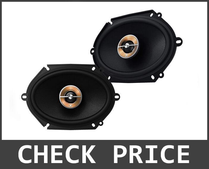 Infinity KAPPA-86CFX 6x8 Two-Way Car Audio Multi Element Speaker
