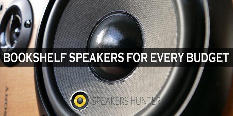 Bookshelf Speakers for Every Budget